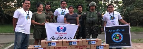 HeCares360 Helps Marawi
